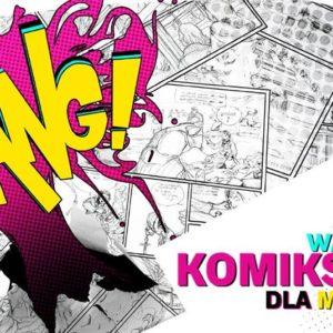 BANG – warsztaty komiksowe