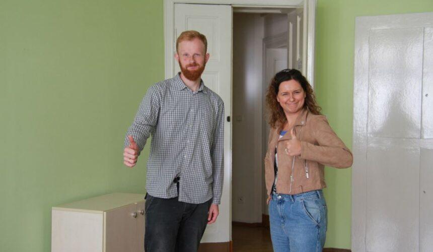 Urządzamy Łącznik! – naszą własną siedzibę